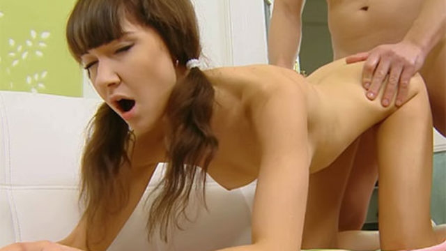 Fairly Teenage Luvs Sizzling Internal Ejaculation Fuck-a-thon